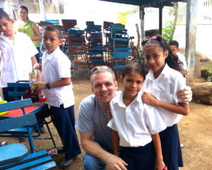 Jason Cash, Nicaragua