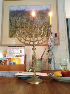 Chanukah - 1st Night